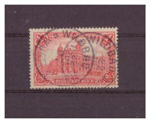 Empire-Allemand-Minr-94-K1-Bad-Wildbad-22-07-1907