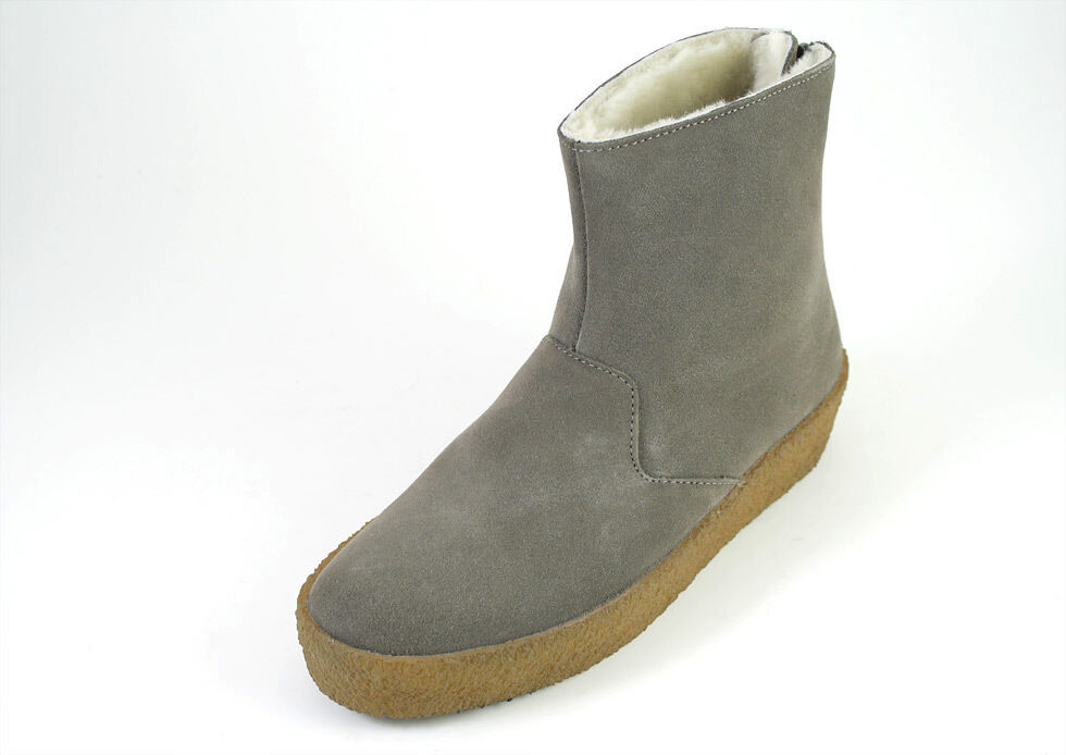 Clarks Original ICE Damens  DESERT JEZ ICE Original  GREY SUEDE , WARM  UK 5,5.5,6.5,8 239138