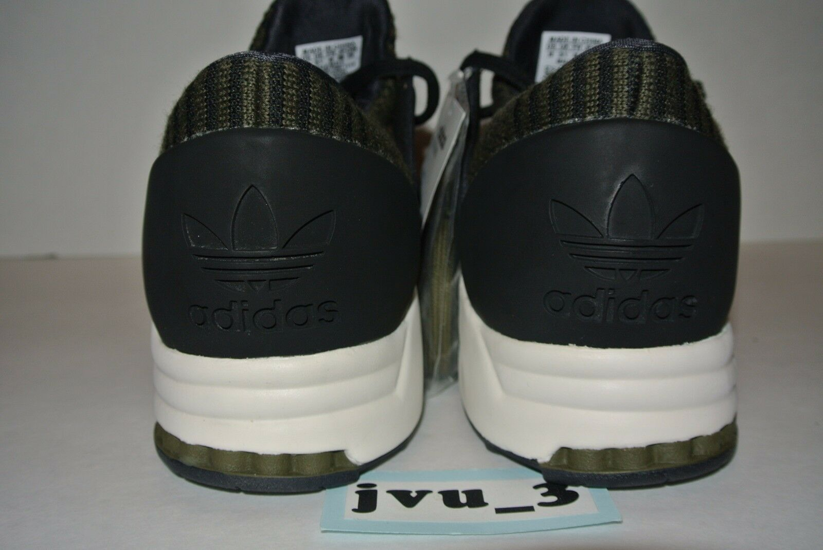 reputable site 60d61 4f727 DS adidas EQT 13 F15 Athleisure Sz 10 Dust Green Aq5264 Equipment Y-3  Black for sale online  eBay