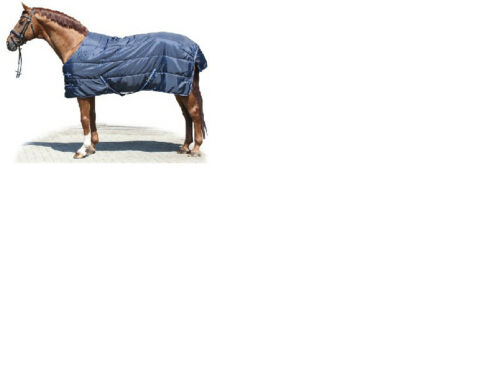 300gm HEAVY WEIGHT Standard Neck HKM Quilted stable rug FREE DELIVERY