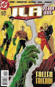JLA-Comic-Issue-10-Modern-Age-First-Print-1998-Waid-Augustyn-Kitson-Bair-Propst