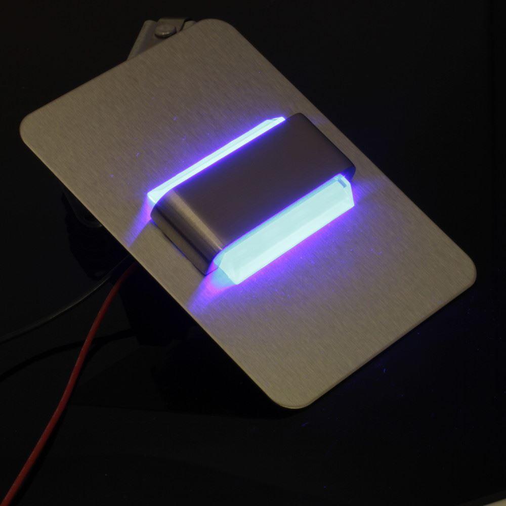 Amethyst Lunex DEL Escalier Lumière Mur Lampe Lampe Lampe Corridor Lightning encastré lumière   La Mode De  4532e1