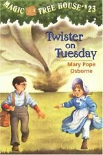 Magic Tree House: Twister on Tuesday 23 by Mary Pope Osborne (2001, Paperback)