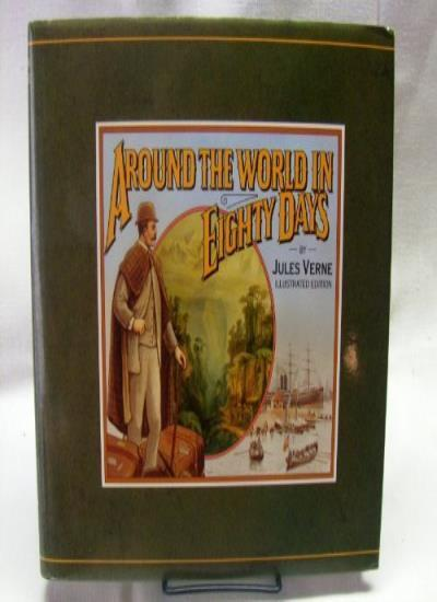 Around the World in Eighty Days By Jules Verne. 9780304317691