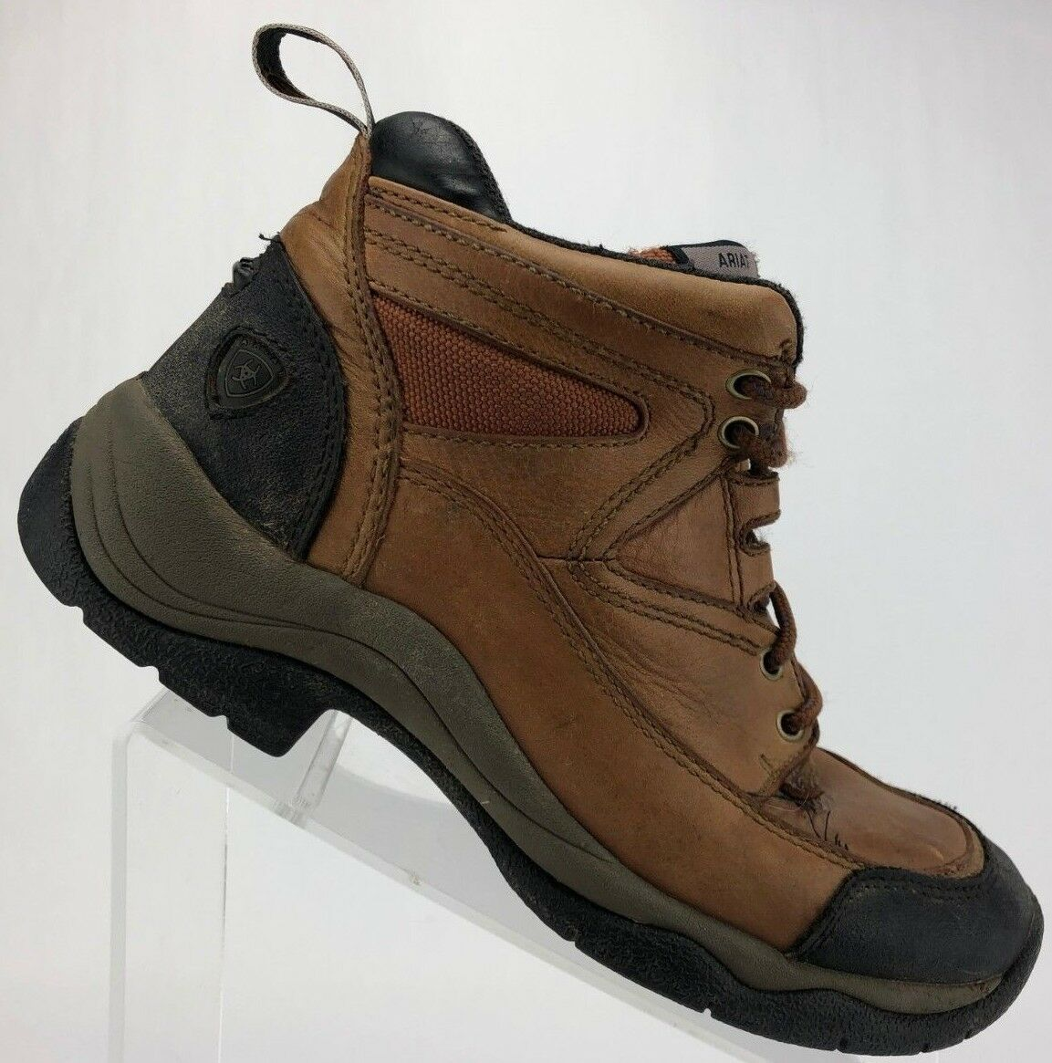 Ariat Ankle Boots ATS Sunshine Terrain Hiking Endurance shoes Womens 7.5 B Brown