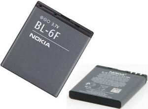 Original-Nokia-Akku-BL-6F-fuer-Nokia-N78-Handy-Accu-Batterie-Battery-Neu