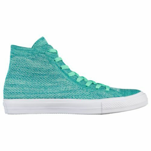Converse Chuck Taylor All Star X Flyknit Vert GFaible Sarcelle Hommes Femmes Tout Neuf
