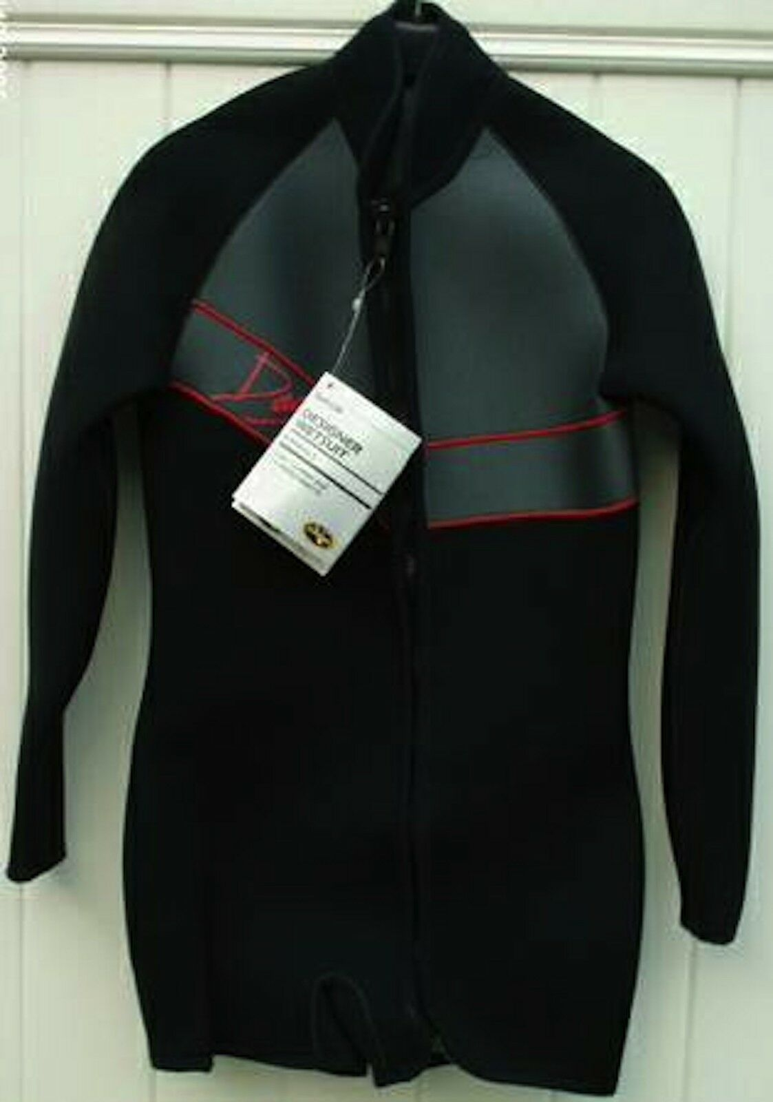BRAND NEW  - Dacor 6.5mm Designer Dive Wetsuit - 2 piece - Small  brand on sale clearance