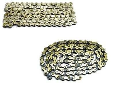 """w//116 Links..Made in Germany 2 1//2/"""" x 3//32/"""" Lot of Two NOS Wippermann Chains"""