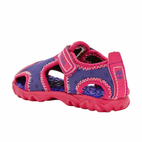 Timberland Fisherman Splashtown Infant Sandals In Pink Size 5 6 7 8 9 10 11