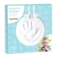 Pearhead Babyprints Keepsake- Print Making Set-nib No Mixing/baking/mess