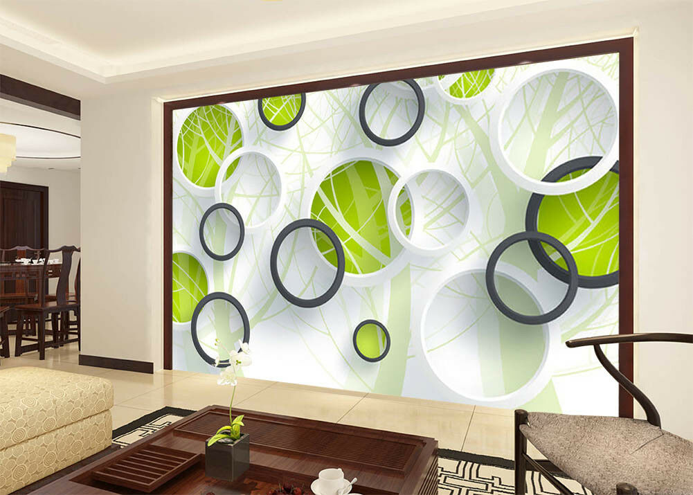 Texture Of Tree 3D Full Wall Mural Photo Wallpaper Printing Home Kids Decor