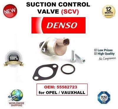 294009-0120 Vauxhall astra 1.7 cdti origine denso diesel ventouse valve de contrôle