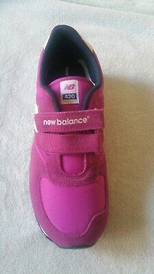 New Balance 574 Classic Traditionnels KL574RPG Dark Grey Pink White