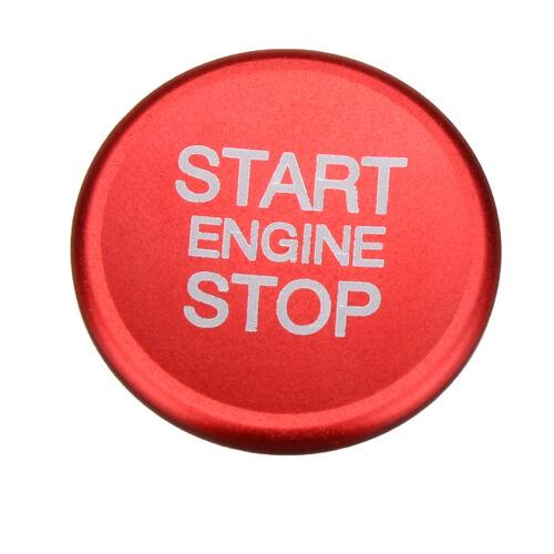 Engine Start Stop Push Button Ring Trim Case For Alfa Romeo Giulia Stelvio 2017