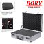 BORY-Aluminum-Hard-Case-Carrying-Suitcase-Home-Business-Toolboxes-Briefcase thumbnail 24
