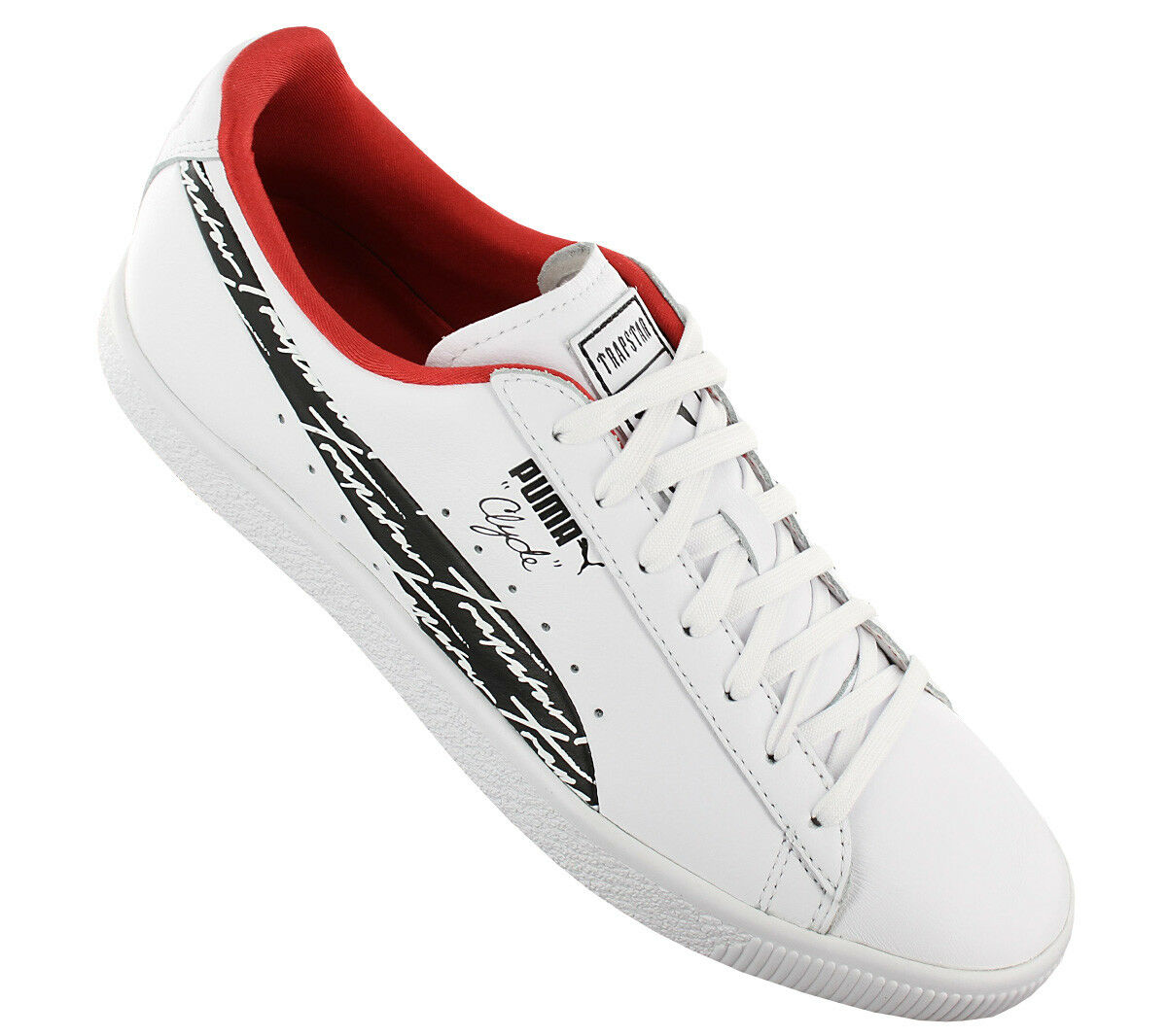 NEW Puma Clyde Trapstar 364712-02 Men''s shoes Trainers Sneakers SALE