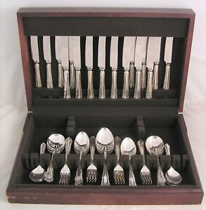 DUBARRY-Design-UNITED-CUTLERS-Silver-Service-60-Piece-Canteen-of-Cutlery