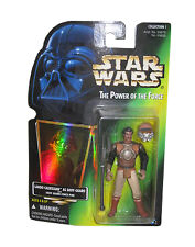 Kenner Star Wars Power Of The Force  Lando Calrissian As Skiff Guard w//slide new