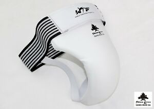 PINE TREE Martial arts Groin guard Men's, WTF Lower body Protection, Protection