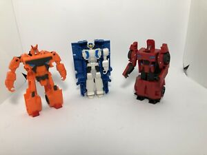 Hasbro Transformers RID 2015-2017 one step changers Lot of 3