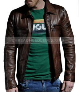 Men-Leather-Jacket-Brown-Slim-Fit-Biker-Leather-Jacket