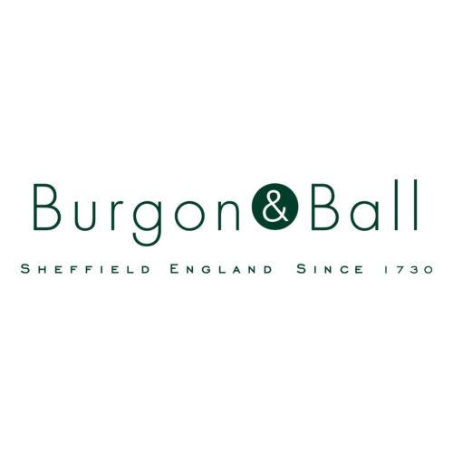 Burgon /& Ball-Atlantic Blu Colorato Giardino CADDY con manico di legno di faggio
