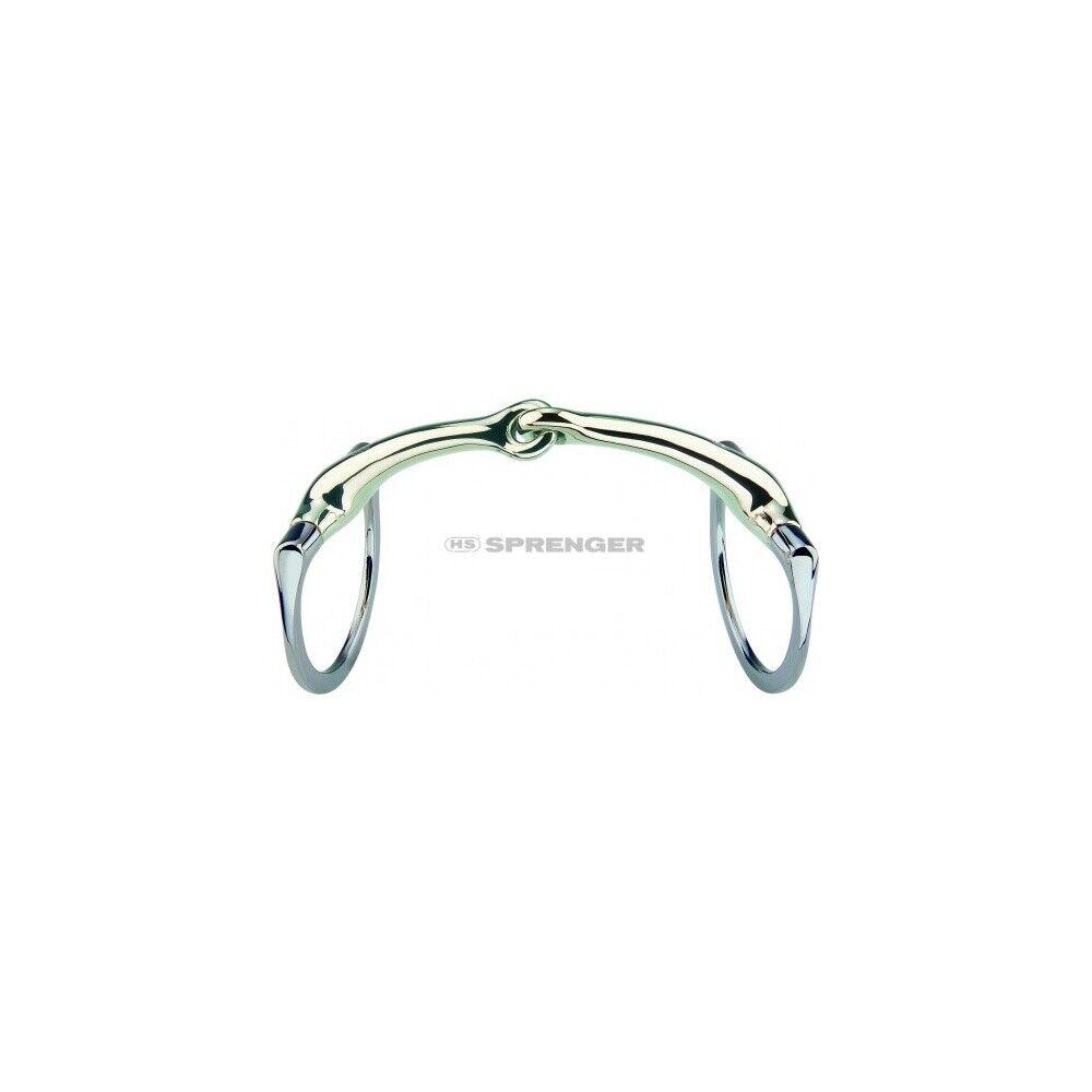 Dynamic RS Olivenkopfgebiss simpleHommest brisé Sprenger Sensogan 14 mm-Neuf