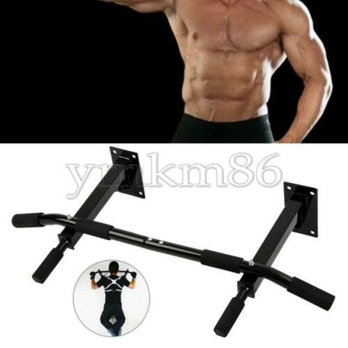 Gym Chin Pull Up Bar Door Doorway Muscle Power Fitness Exercise Station Home DHL