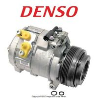 Bmw E53 X5 3.0 L6 2001-2002 Air Condition A/c Compressor With Clutch Denso on sale