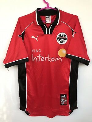 Jako Eintracht Frankfurt Short 3rd 2013//2014 Herren 9 XXL