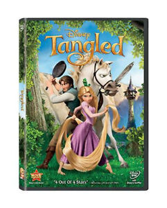 Tangled, New DVDs