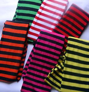 striped-ladies-costume-stockings-thigh-high-socks-fancy-dress-orange-yellow-red
