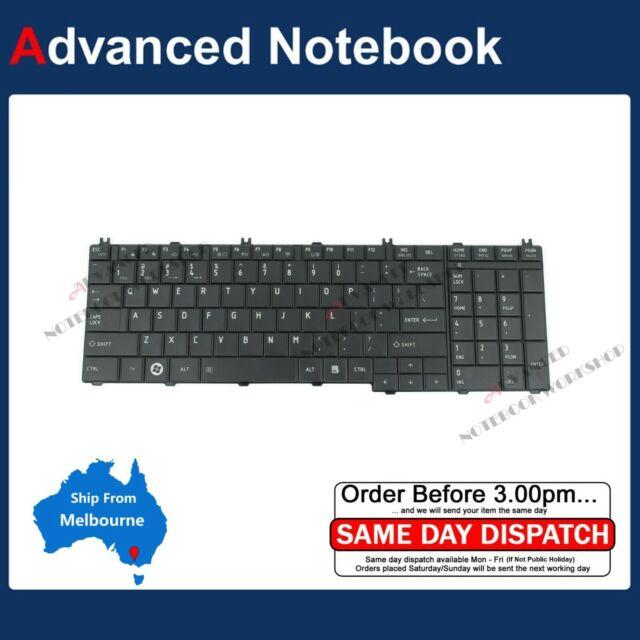 Keyboard for Toshiba Satellite +Pro C650 D C660 D C665 L650 D L670 D L750 D L770