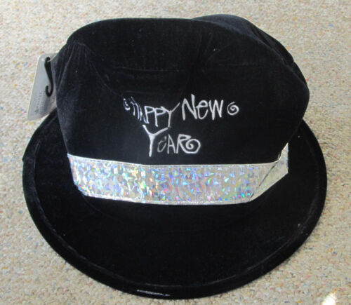 Black Ruckus NWT Happy New Year Years Top Party Hat Small to Medium Size Age 3+