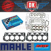 Arp Stud Kit W/ Mahle Head Gasket Set & Grade 'c' Head Gaskets - Duramax Lb7 6.6