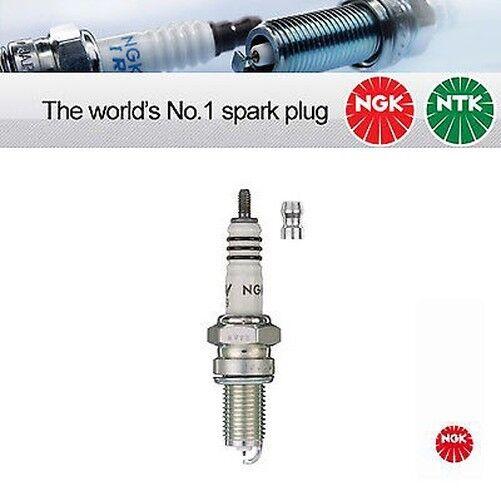 NGK DPR7EIX-9//DPR7EIX9//7803 Iridium IX Bujía Paquete De 4 sustituye IX22B