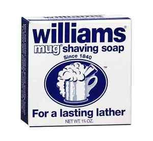 Williams-Mug-Shaving-Soap-Regular-1-7-oz-Pack-of-5