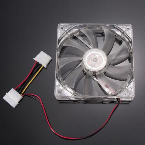 Quiet12cm Case Fan 12cm//120mm//120x120x25mm 12V Computer Silent Cooling Case Fan