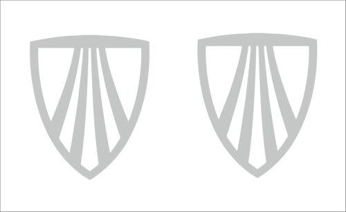 2 x Trek Logo  Aufkleber 130 mm x 107 mm -viele Farben