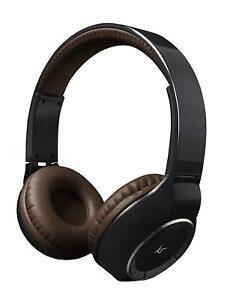 Kitsound Arena Wireless Bluetooth Headphones with Mic RRP £49.99 5030578311739