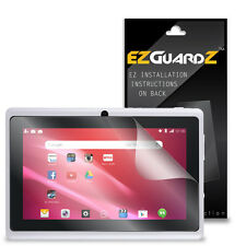 """2X EZguardz LCD Screen Protector Cover HD 2X For Dragon Touch Y88X 7"""" Tablet"""