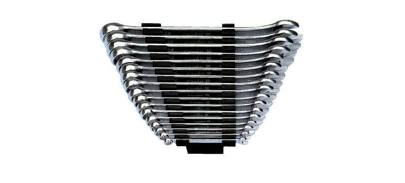 Wurth Zebra Gen COMBINATION WRENCH ASSORTMENT, SHORT TYPE 17 PC Workshop Tools