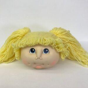 """Buckram Pate for doll w// open head 4/""""  diameter Sz7"""