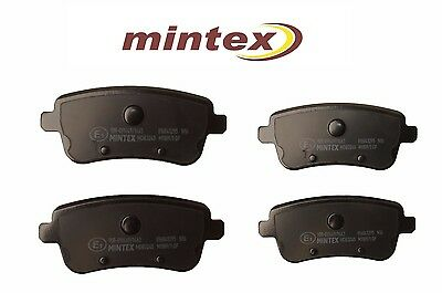 For Mercedes GLE300d ML250 ML350 ML400 Rear Brake Pad Set Mintex 007 420 83 20