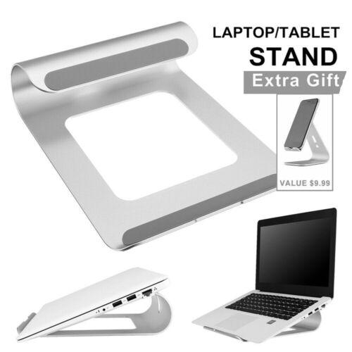 Portable Laptop Stand Riser Aluminum Tablet Holder Dock for MacBook Notebook