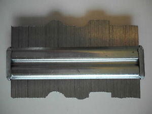 CONTOUR-GAUGE-150MM-FINE-STEEL-PINS-METRIC-AND-IMPERIAL-GUAGE-NEW