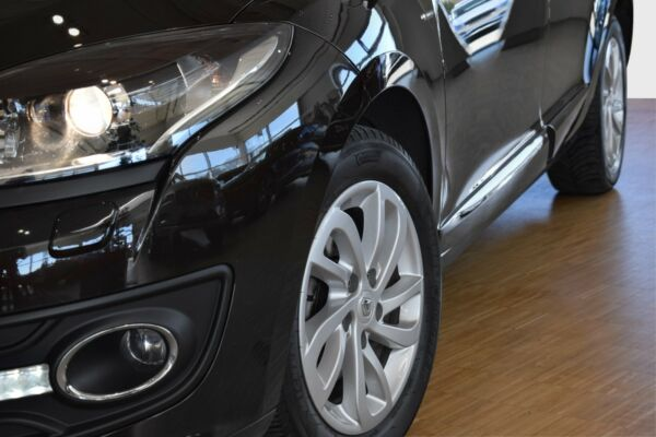 Renault Megane III 1,5 dCi 110 Limited Edition ST EDC - billede 4