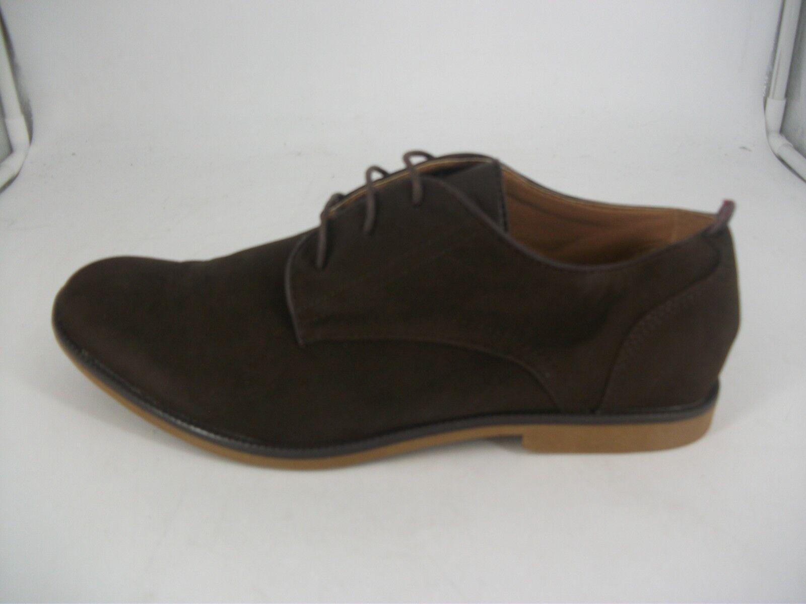 Burton Mid Brown Hamill Lace Up Textile shoes UK 9 EU 43 JS182 XX 09