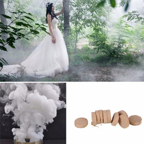 1 Box Wedding Party White Smoke Effect Show Photography Props Scene Magic Props